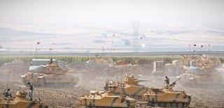 Suriye Sınırında Bekleyen Asker Sayısı Belli Oldu