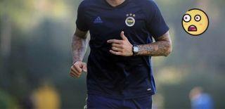 Fenerbahçe'de Derbi Öncesi Skrtel Şoku