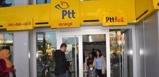 PTT'deki Personel Alımı Durduruldu