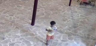 5 Yaşındaki Çocuğu Öldüren Zanlı Yakalandı