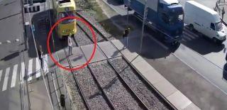 Ukrayna'da Tramvay Dehşeti