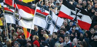 Naziler 72 Yıl Sonra Mecliste