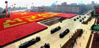 Çin'den Savaş Açıklaması