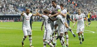 Beşiktaş Almanlara Boğazı Dar Etti!