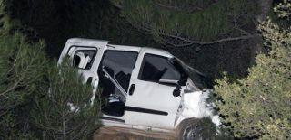 Polis-Hırsız Kovalaması Kaza ile Sonuçlandı