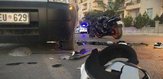 Feci Kazada Motosikletteki 2 Kişi Hayatını Kaybetti