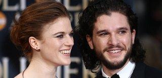 'Jon Snow' ve 'Ygritte'ten Evlilik Kararı!