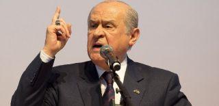 MHP Genel Başkanı Bahçeli Gündemi Değerlendirdi