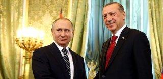 Cumhurbaşkanı Erdoğan ve Putin Bugün Görüşecek