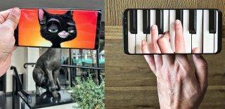 Akıllı Telefon Yaratıcılıkla Buluştu