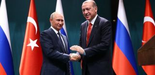Erdoğan ile Putin IKBY Konusunda Net Konuştu!