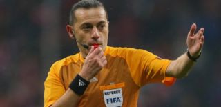 FIFA Kritik Maç İçin Cüneyt Çakır'ı Seçti