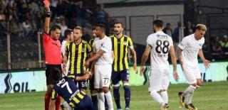 Fenerbahçe Akhisar'a Çakıldı!