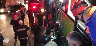 Bursa'da Bir Kişi Metronun Altında Kaldı!
