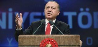 Erdoğan, IKBY'ye Yaptırım Konusunda Noktayı Koydu