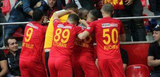 Bursaspor Kayseri'den Eli Boş Döndü!