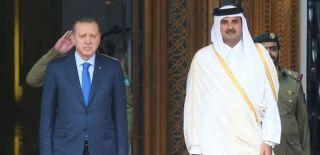 Erdoğan, Katar Emirini Aradı!