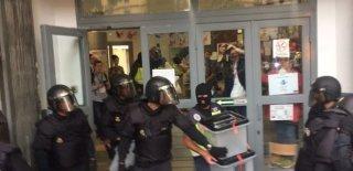 İspanya Karıştı! Sandıklara Müdahale Edildi