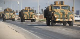 Suriye Noktasına Askeri Sevkiyatı Sürüyor