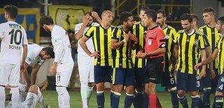 Fenerbahçe'de Hakem İsyanı