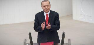 Cumhurbaşkanı Erdoğan Yeni Yasama Yılında Konuştu