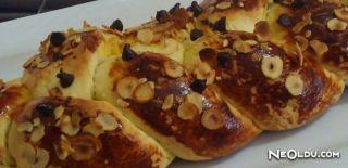Vişneli Paskalya Çöreği Tarifi