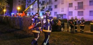 Fransa'da Yangın! 3'ü Türk 5 Kişi Hayatını Kaybetti