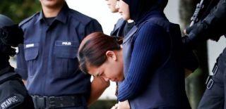 Kim Jong-Nam'ı Öldüren İki Kadın Mahkemeye Çıktı!