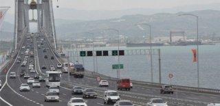 Osmangazi Köprüsü'nden Geçen Araç Sayısı…