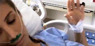 İrem Derici'den Hastane Sonrası İlk Fotoğraf Geldi