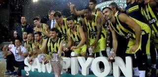 Cumhurbaşkanlığı Kupası Şampiyonu Fenerbahçe!