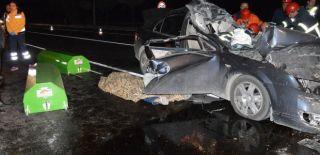 AK Partili Meclis Üyesi Trafik Kazasında Hayatını Kaybetti!