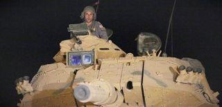 2. Ordu Komutanı Metin Temel Sınırda