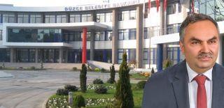 Düzce Belediyesi'nin Yeni Başkanı Dursun Ay Oldu