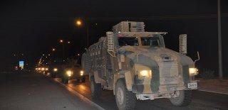 Türk Askeri İdlib Sınırına Ulaştı