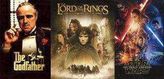 Dünyanın En Çok İzlenen Filmleri