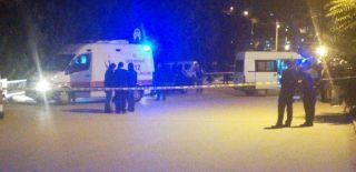 Ankara'da Karı-Kocaya Kurşun Yağdırdılar!