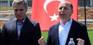 Trabzonspor'da Ersun Yanal Hakkında Karar Verildi