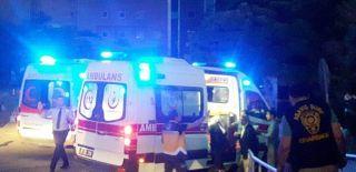 Diyarbakır'da Bir Hastanede Yangın Çıktı