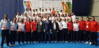 Milliler Macaristan'dan 4 Madalya ile Döndü