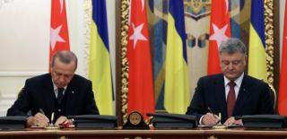 Türkiye ile Ukrayna'dan 9 Anlaşma!