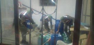 Manisa'da Kaçak Mazot Operasyonu
