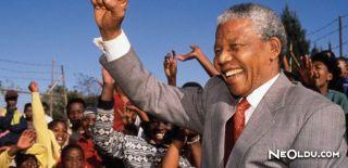 Nelson Mandela Kimdir