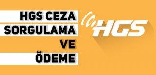 HGS Ceza Sorgulama ve Ödeme