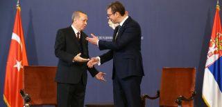 Sırp Cumhurbaşkanı Vucic, Erdoğan'ı Öve Öve Bitiremedi