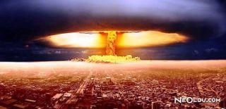 Nükleer Silahın Zararları
