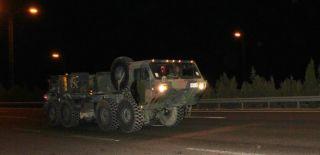 Irak ve Suriye Sınırına Askeri Sevkiyat!