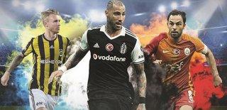 Süper Lig'de Üç Büyüklerin Borcu