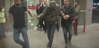 İzmir'deki Tacizci Yakalandı