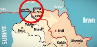 Türkiye'den Barzani'ye Ovaköy Sınır Kapısı Darbesi